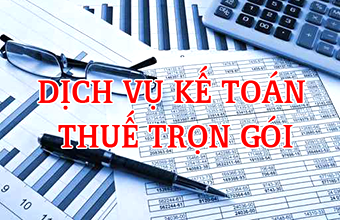 Dịch vụ kế toán - báo cáo thuế trọn gói