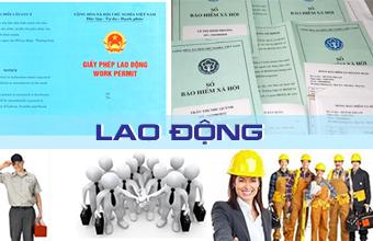 Lao động - Hợp đồng lao động