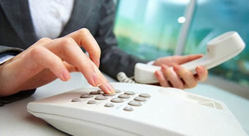Doanh nghiệp cần chủ động liên lạc, thông báo với đối tác, khách hàng về số điện thoại cố định mới