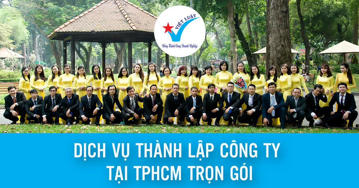 Dịch vụ thành lập công ty tại TPHCM trọn gói - Hình 01