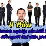 8 Điều doanh nghiệp cần biết khi thay đổi người đại diện theo pháp luật