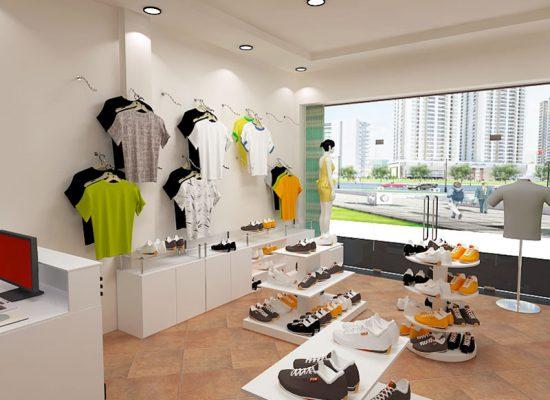 Thành lập công ty ngành bán buôn quần áo, giày dép năm 2020