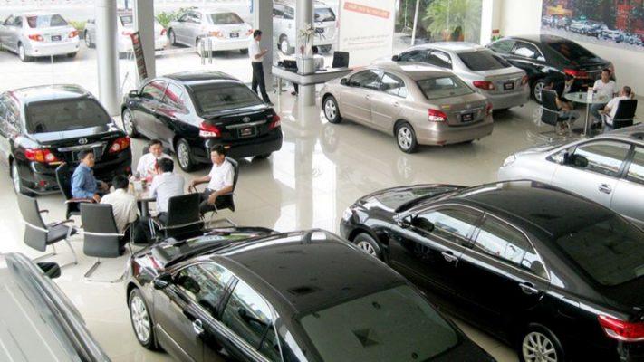 Thành lập công ty mua bán xe ô tô năm 2020