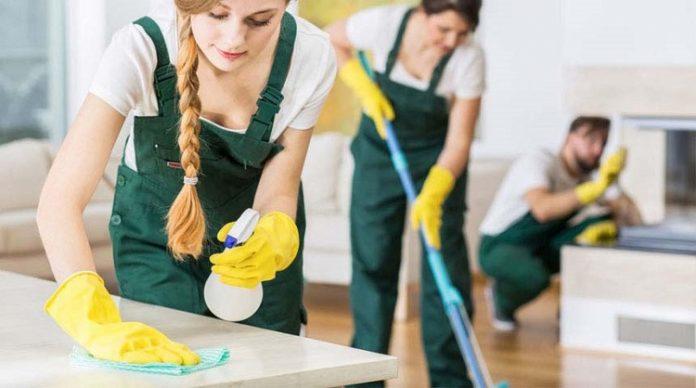 Thành lập công ty ngành dịch vụ vệ sinh năm 2020