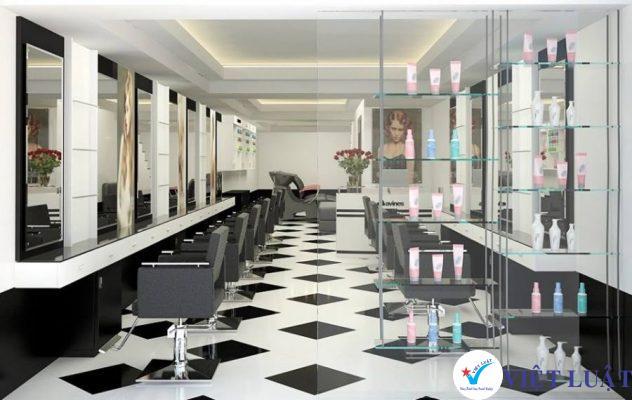 Mở cửa tiệm kinh doanh dịch vụ cắt tóc, gội đầu năm 2021