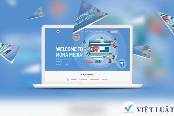 Thành lập công ty thiết kế website, sản xuất phần mềm năm 2020