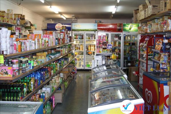 Mở cửa hàng kinh doanh mua bán bách hoá tổng hợp năm 2021