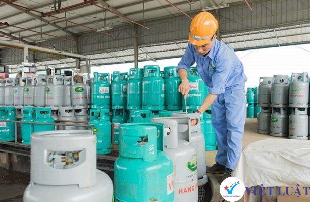 Thành lập công ty buôn bán gas và khí hoá lỏng năm 2021