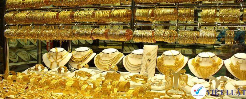 Thành lập công ty mua bán vàng trang sức và chế tác năm 2021