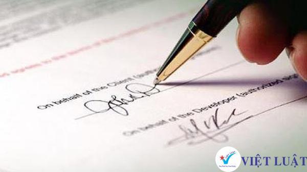 Trong giấy tờ, tài liệu những trường hợp nào không được chứng thực chữ ký ?