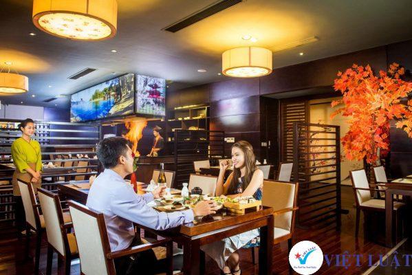 Thành lập công ty ngành nhà hàng tại Tp.HCM