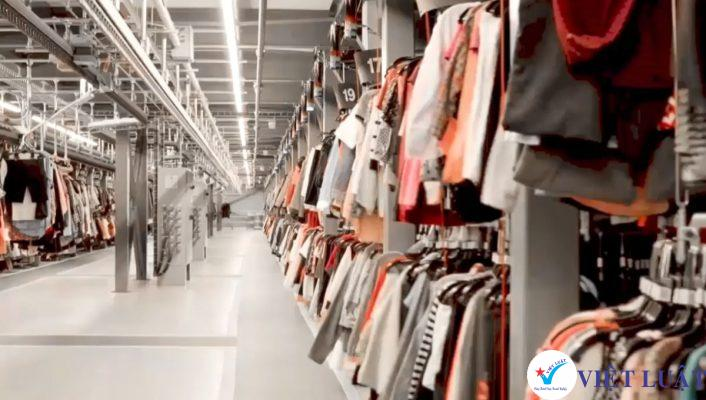 Thành lập công ty ngành bán buôn quần áo, giày dép tại Tp.HCM