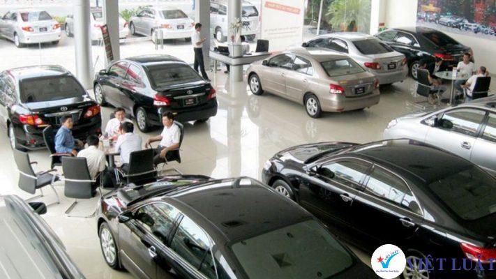 Thành lập công ty ngành mua bán xe ô tô tại TP.HCM