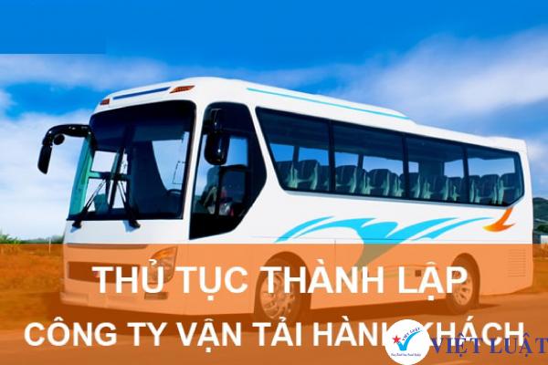 Thành lập công ty vận tải hành khách tại TP.HCM