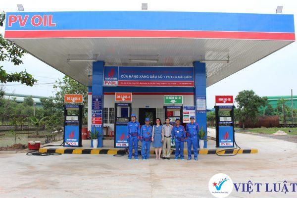 Thành lập công ty ngành đại lý xăng dầu tại Tp.HCM