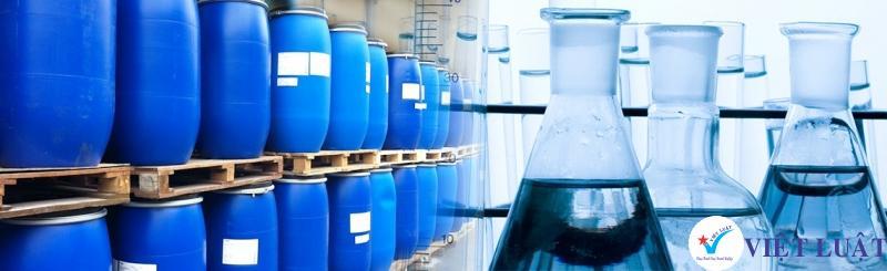 Thành lập công ty ngành hoá chất tại Tp.HCM