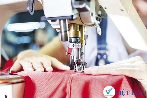 Thành lập công ty ngành may mặc tại Tp.HCM