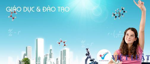 Thành lập công ty ngành giáo dục đào tạo tại Tp.HCM