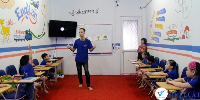Thành lập công ty đào tạo ngoại ngữ - tin học tại Tp.HCM
