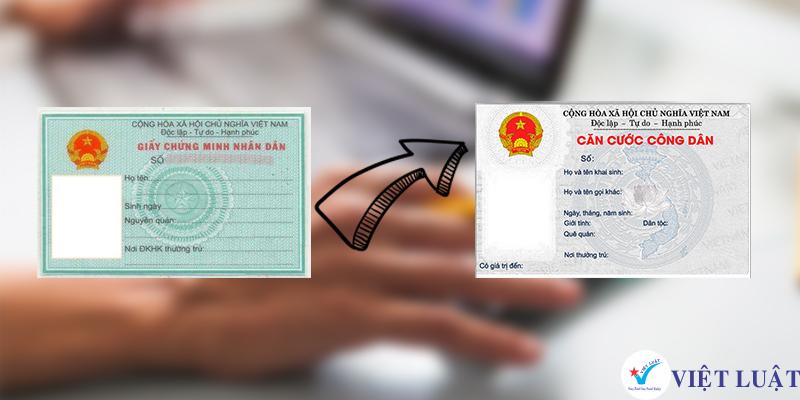 Khi cá nhân đổi CMND sang CCCD phải thực hiện thủ tục gì với cơ quan thuế ?