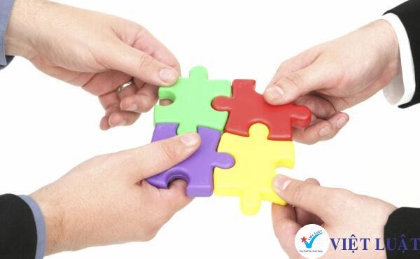 Thủ tục sáp nhập doanh nghiệp theo quy định Luật doanh nghiệp