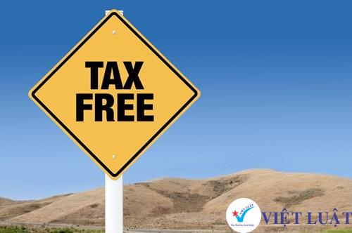 Những trường hợp nào không phải kê khai, nộp thuế giá trị gia tăng ?